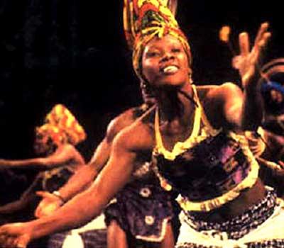 Danzaafricana
