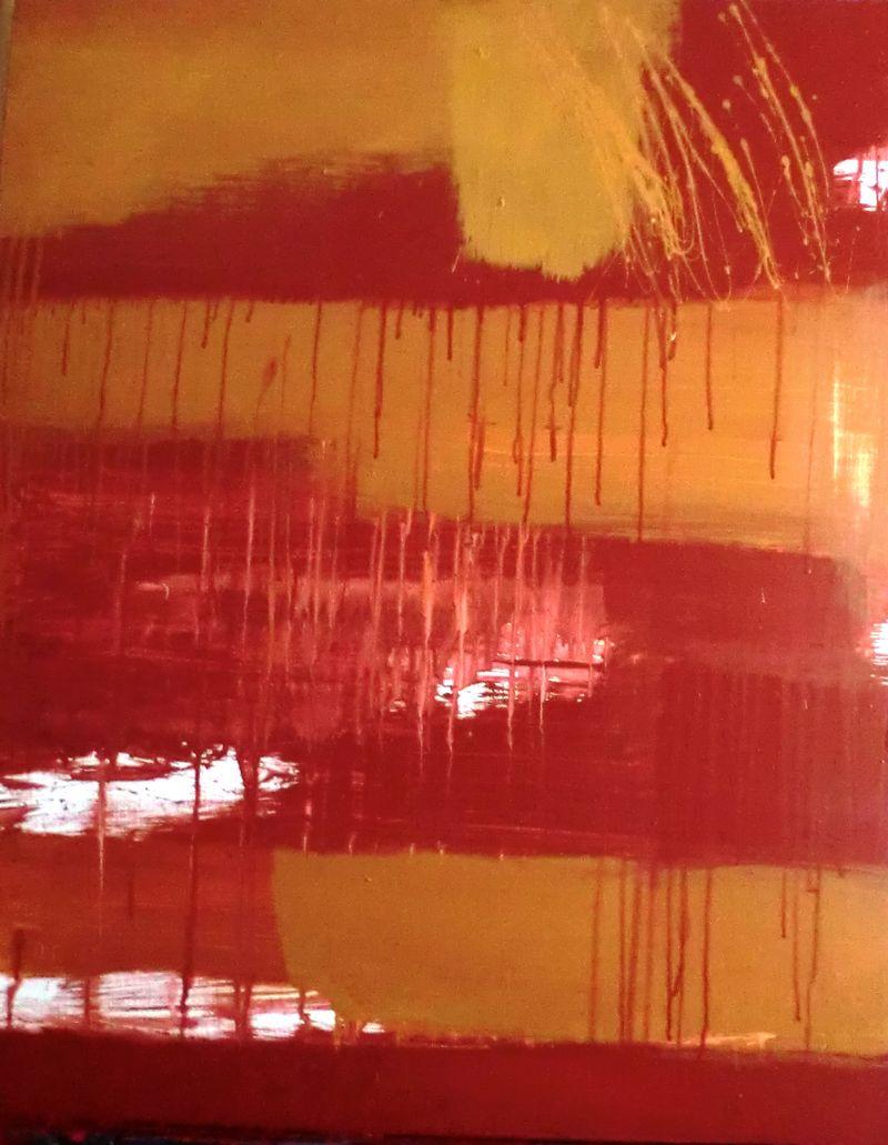 Amores-dificiles-acrylic-canvas-frame-65x80
