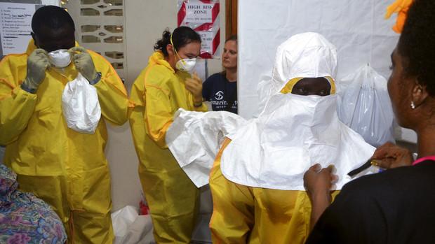 Risultati immagini per ebola marianna micheluzzi