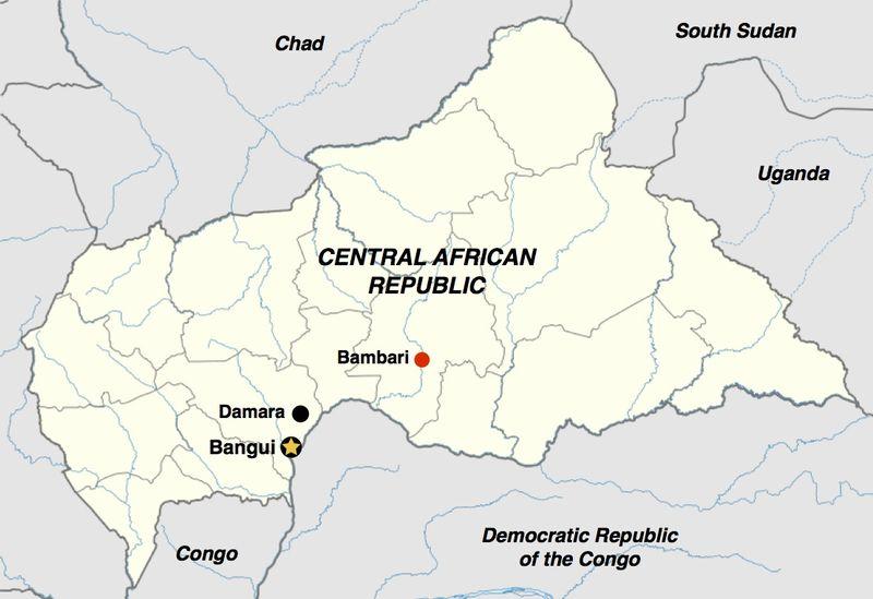 Central-African-Republic-Bambari