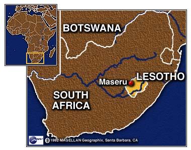 Lesotho_maseru