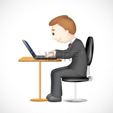 14732271-illustrazione-di-uomo-3d-lavoro-sul-computer-portatile