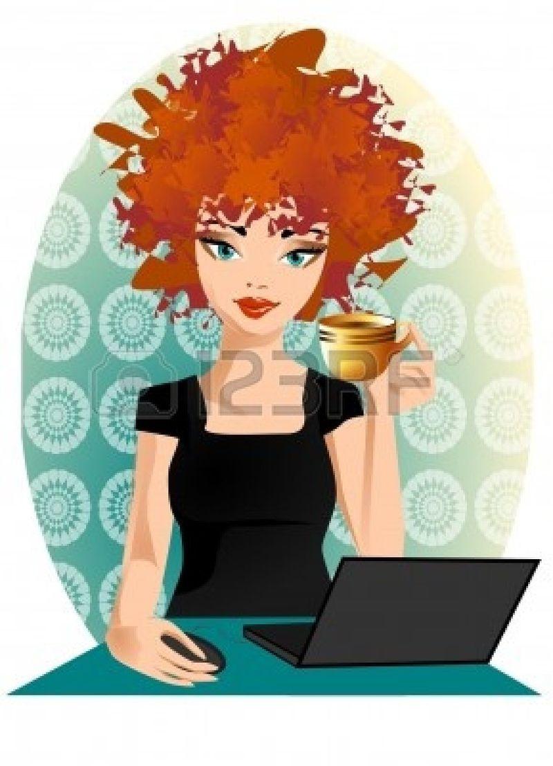 9261151-illustrazione-di-una-donna-al-computer