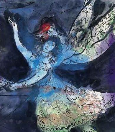 Chagall_danseuse