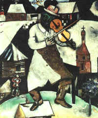 Chagall1violinista